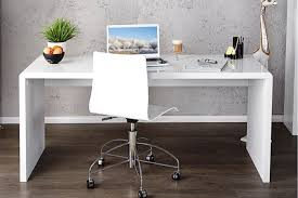 Discount Computer Desk Customized Modern Rectangular Computer Desk With White High Glossy