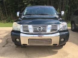 nissan titan for sale 2322 2007 nissan titan green light motors used cars for sale