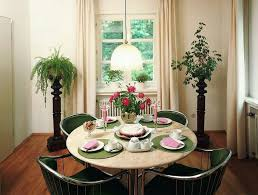 round glass dining table decor interior design