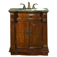 Cherry Bathroom Vanity Cabinets 33 U201d Perfecta Pa 126 Bathroom Vanity Single Sink Cabinet Cherry