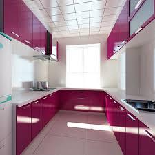 Cabinet Door Decals by Yazi Pvc Plastic Gloss Waterproof Purple Self Adhesive Sticker