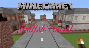 British Houses Minecraft British Town British Houses Youtube