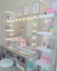makeup vanity ideas for bedroom 100 best makeup corners images on pinterest bedroom ideas makeup