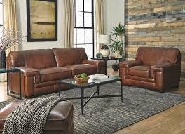 Chestnut Leather Sofa Underpriced Furniture Macco Chestnut Leather Sofa