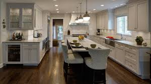 modern l shaped kitchen floor plans desk design best small l