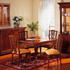 Dining Room Showcase Classic Carlo X Dining Room Vimercati Classic Furniture