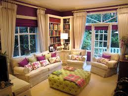 Living Room Corner Decor Breathtaking White Corner Bookcase Decorating Ideas Images In