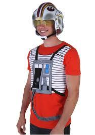 Tee Shirt Halloween Costumes Luke Flight Suit Costume T Shirt Halloween Costumes