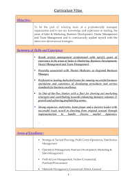 Procurement Sample Resume by Examples Of Resumes Sample Resume Malaysia High No With