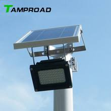 solar led flagpole light buy solar flag pole light and get free shipping on aliexpress com