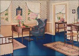 1920s home interiors bedrooms 1920s color patterncolors rexyness
