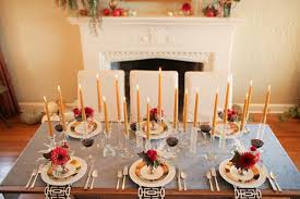 10 stylish ways to decorate your dining table for thanksgiving