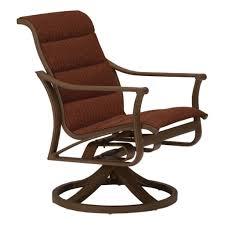 Swivel Rocker Patio Chair High Back Swivel Rocker Patio Chairs Comvax Us