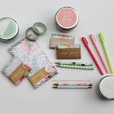 planner supplies smart and savvy mom