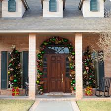 Home Decor For Christmas 46 Beautiful Christmas Porch Decorating Ideas U2014 Style Estate