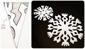 life is sweet paper snowflakes 101