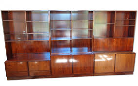 model 6 9 wall unit by gunni omann for omann jun 1960s 62754