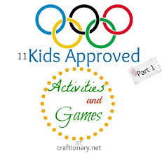 Backyard Olympic Games For Adults Craftionary