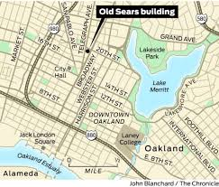 Oakland Crime Map Uber Will Open In Oakland U0027s Sears Building In 2017 Sfgate