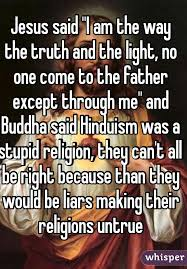 I Am The Light The Way Jesus Said