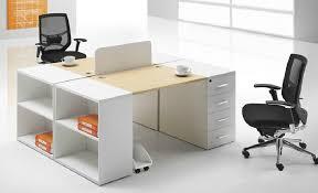 bureau poste de travail style simple bureau poste de travail 2 personne réception bureau
