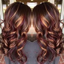 mahoganey hair with highlights 100 best rock your locks hair colors images on pinterest hair