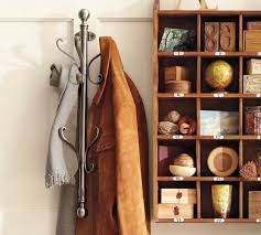 wall mount coat rack pottery barn
