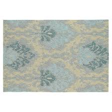 Teal Outdoor Rug Outdoor Rugs Outdoor Rugs U0026 Doormats Outdoor One Kings Lane