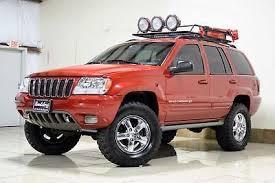 2003 jeep grand overland ebay 2003 jeep grand lifted 4x4 overland cutom lifted