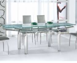 Glass Dining Table For  Foter - Glass for kitchen table