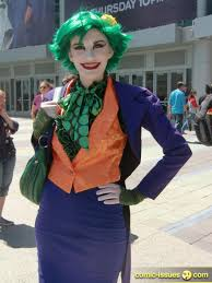 Joker Halloween Costume For Women by Female Joker Rule63 Cosplay Supervillainess Cosplays That