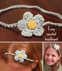 crochet headbands crochet headband craft c skip to my lou