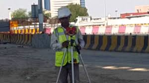 total station training in urdu how to make a segments in reference