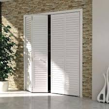 Louvered Doors Interior Louvered Interior Doors Half Louver 1 Panel Unfinished Pine Wood