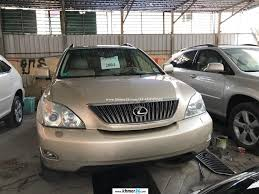 Lexus Rx 330 2004 Gold Full Option New Arrival In Phnom Penh On