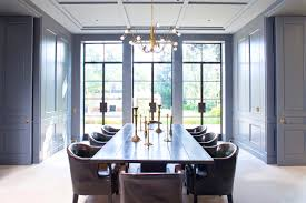 dining room paneling formal dining room u0026 kitchen delight interior homes