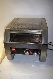 Holman Conveyor Toaster Hatco Toast Qwik Model Tq 300 Conveyor Toaster Working 249 99