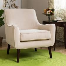 Modern Accent Chairs For Living Room by Off White Living Room Chairs Shop The Best Deals For Oct 2017