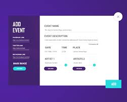 musicians premium music event html template by solid themes