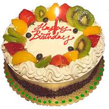 nice fruit birtday cakes fruit cake fondant cake images