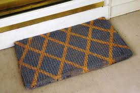 Exterior Door Mat Modern Front Door Mats Outdoor The Innovative Modern