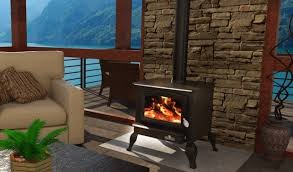 Pedestal Wood Burning Stoves Breckwell Sw740 Wood Stove With Legs Will Heat Up To 2 600 Square