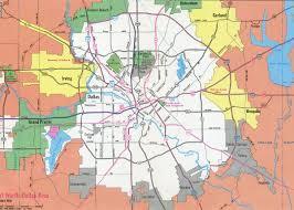 Interstate Highway Map Interstate Guide Interstate 635 Texas