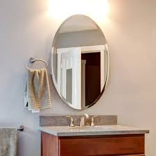 Beveled Bathroom Mirrors Beveled Mirror Customize It And Buy Dulles Glass And Mirror