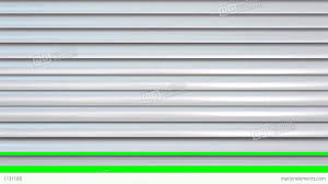 opening and closing window blinds on green screen stock animation