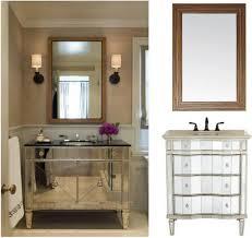 20 ideas of small bathroom vanity mirrors mirror ideas