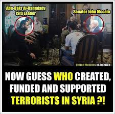 Russians Meme - sophisticated russia memes claimed hillary mccain founded isis