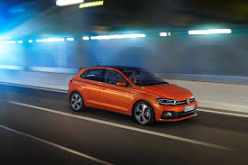 new vw polo world premiere parkers