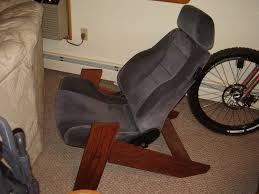 Car Desk Chair Vwvortex Com Old Car Seats As Furniture Thread