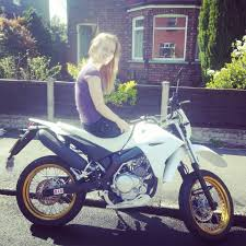 me and my yamaha xt125x all things motorbike pinterest